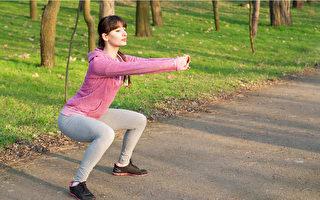 棒式和深蹲 哪一种运动更能瘦小腹?