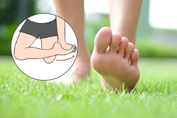腳趾彎曲,身體就會變歪,並引起疼痛。(Shutterstock)