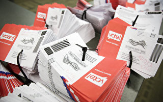 密歇根州拒846張郵寄選票 理由:選民已死