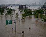 組圖:韓國洪水山體滑坡致14人死 千餘人疏散