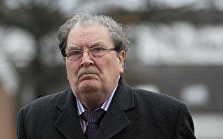 諾貝爾和平獎獲得者 北愛天主教領袖休姆去世