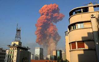 黎巴嫩首都爆炸 蘑菇云腾起 数千死伤