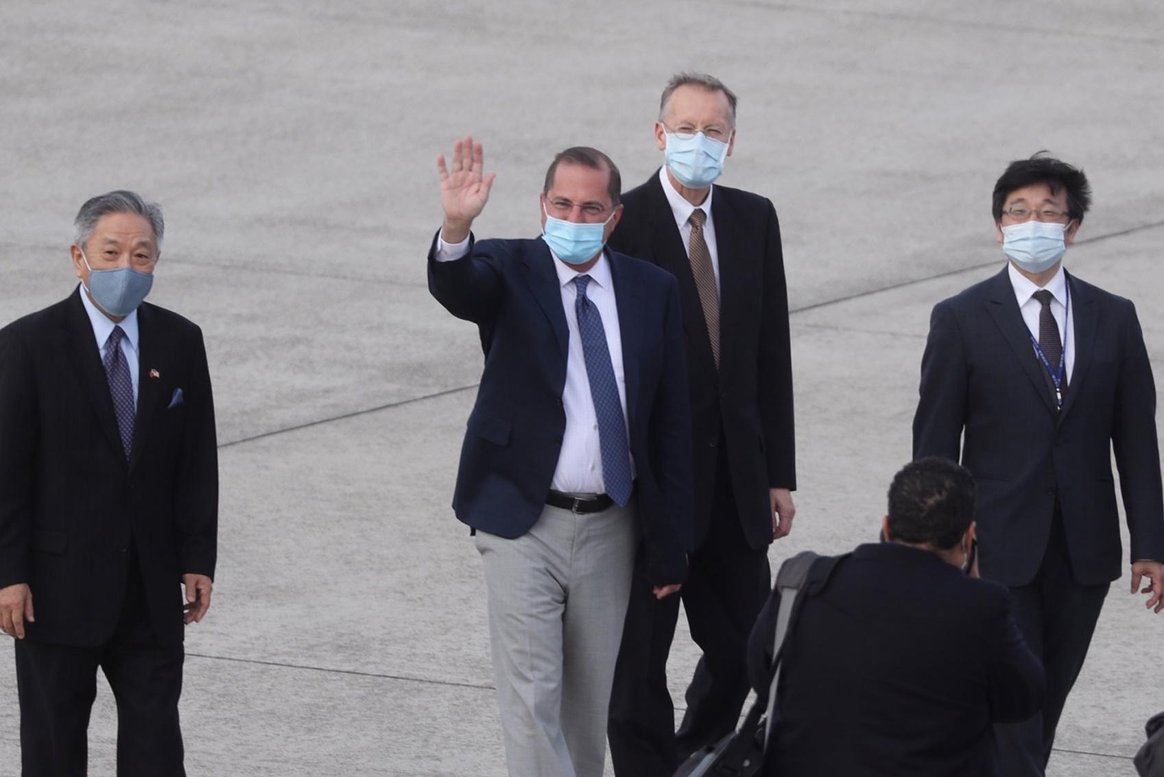 周曉輝:美衛生部長訪台 北京擔憂一事要發生