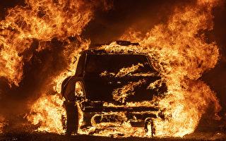 加州野火處於「致命時刻」 州長促居民逃離
