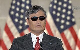 陈光诚:大选中邪正相搏 行动才能扭转形势