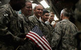 美国领导联军撤离伊拉克塔吉基地