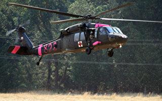 美軍黑鷹直升機加州墜毀 2死3傷