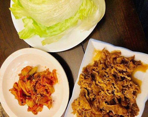 【防疫餐自己做】 韩式烤肉包菜