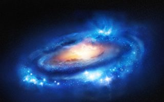 科学家观测到120亿年前年轻版银河系