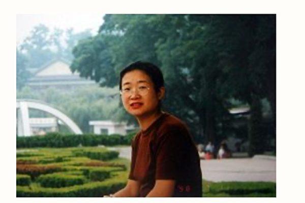 1998年風華正茂的劉榮華。(明慧網)