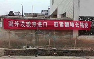 """田云:习近平提""""餐饮浪费"""" 粮荒要来了?"""