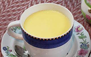 【梁厨美食】鲜奶炖蛋 香滑奶香简易上手
