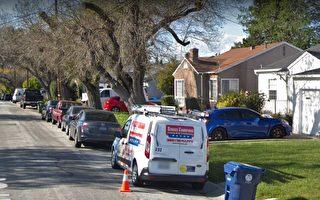 旧金山湾区一家人搬家 卡车被偷走 痛失全副家当