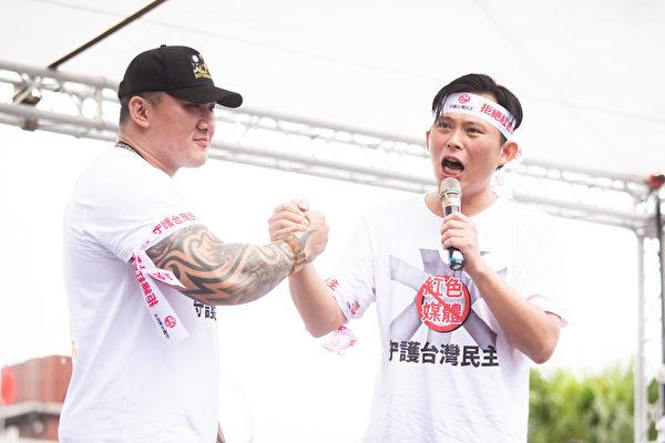 館長遭槍擊 黃國昌免費任代理律師