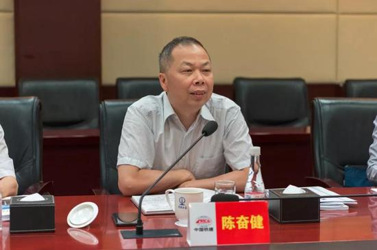 国资委巡视期间 中铁建董事长跳楼身亡