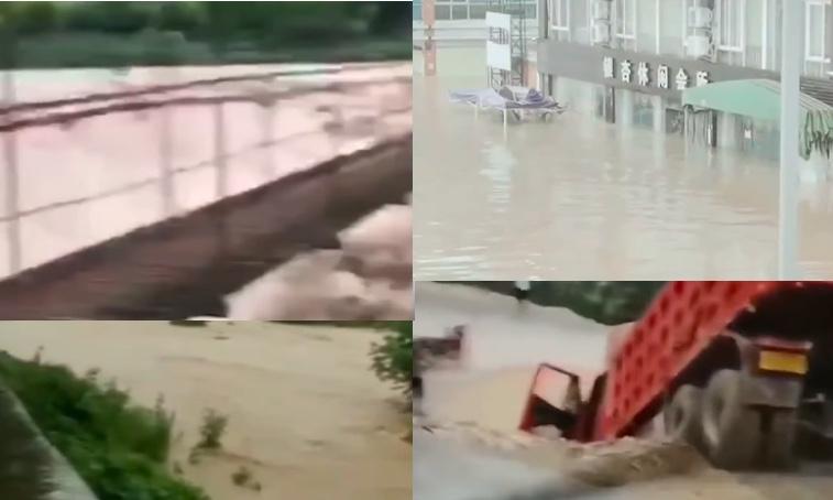 梅雨持續62天 岷江等21條河超警