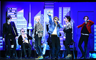 BTS上节目获竹内凉真称赞 现场演唱会待研商