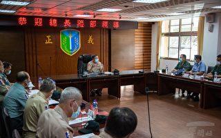 共軍威脅台灣東部 總長:整合三軍部隊因應