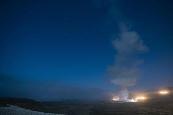 美軍試射機載洲際導彈 展示核三位一體威力