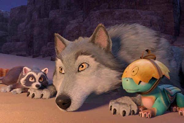 动画片《巴亚拉魔幻冒险》 动物抢戏添笑料