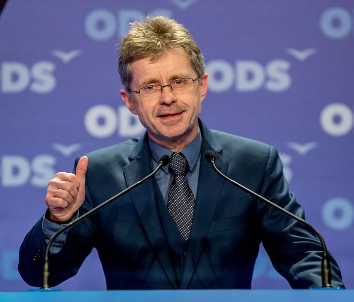 即將率團訪台 捷克參院議長:捍衛自由民主