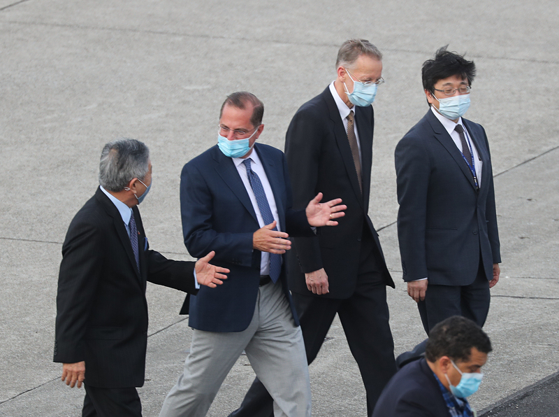 美日訪問團同日抵台 立委讚台灣外交突破