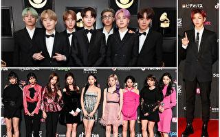 BTS、TWICE、姜丹尼爾獲2020 SOBA頒獎禮三獎