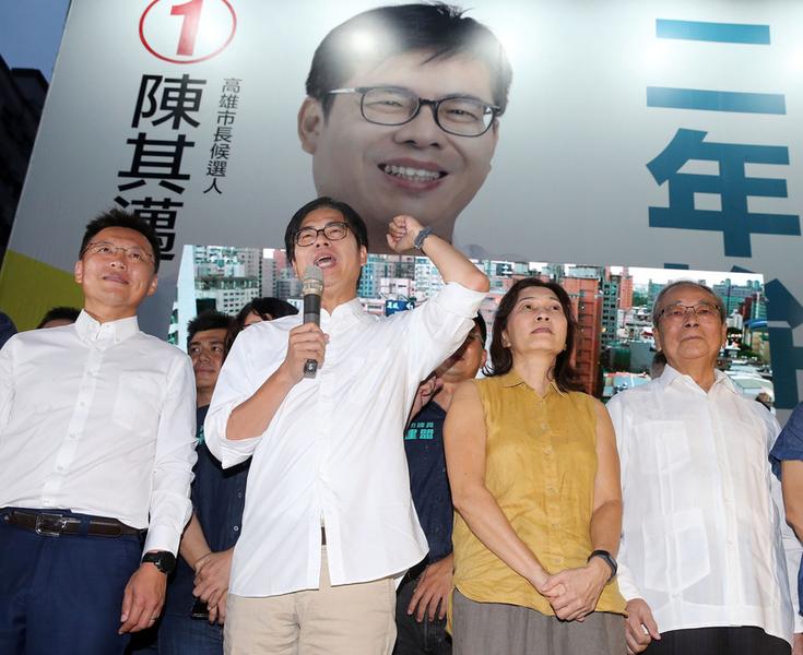 王友群:陳其邁大勝 台灣贏 香港定能走過難關