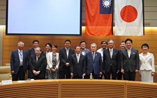 组团吊唁李登辉 日议员盼日本高官未来能访台