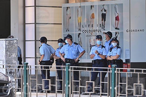 反对香港大陆化-勿忘初心游行