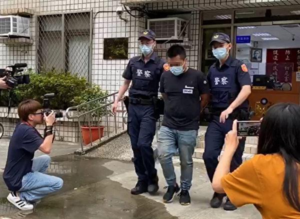 台湾馆长枪击案 法院裁定凶嫌羁押禁见