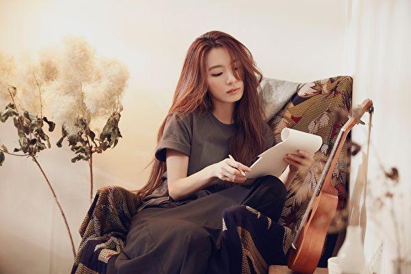 田馥甄首拍演唱會周邊影片 融合巧思推節氣曆