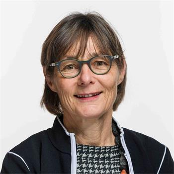 瑞士社會民主黨國民院議員瑪蒂娜・蒙茲(Martina Munz)(明慧網)