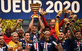 点球大战胜里昂 巴黎圣日耳夺法国联赛杯