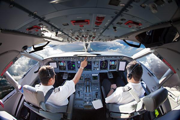 航空機師, pilot