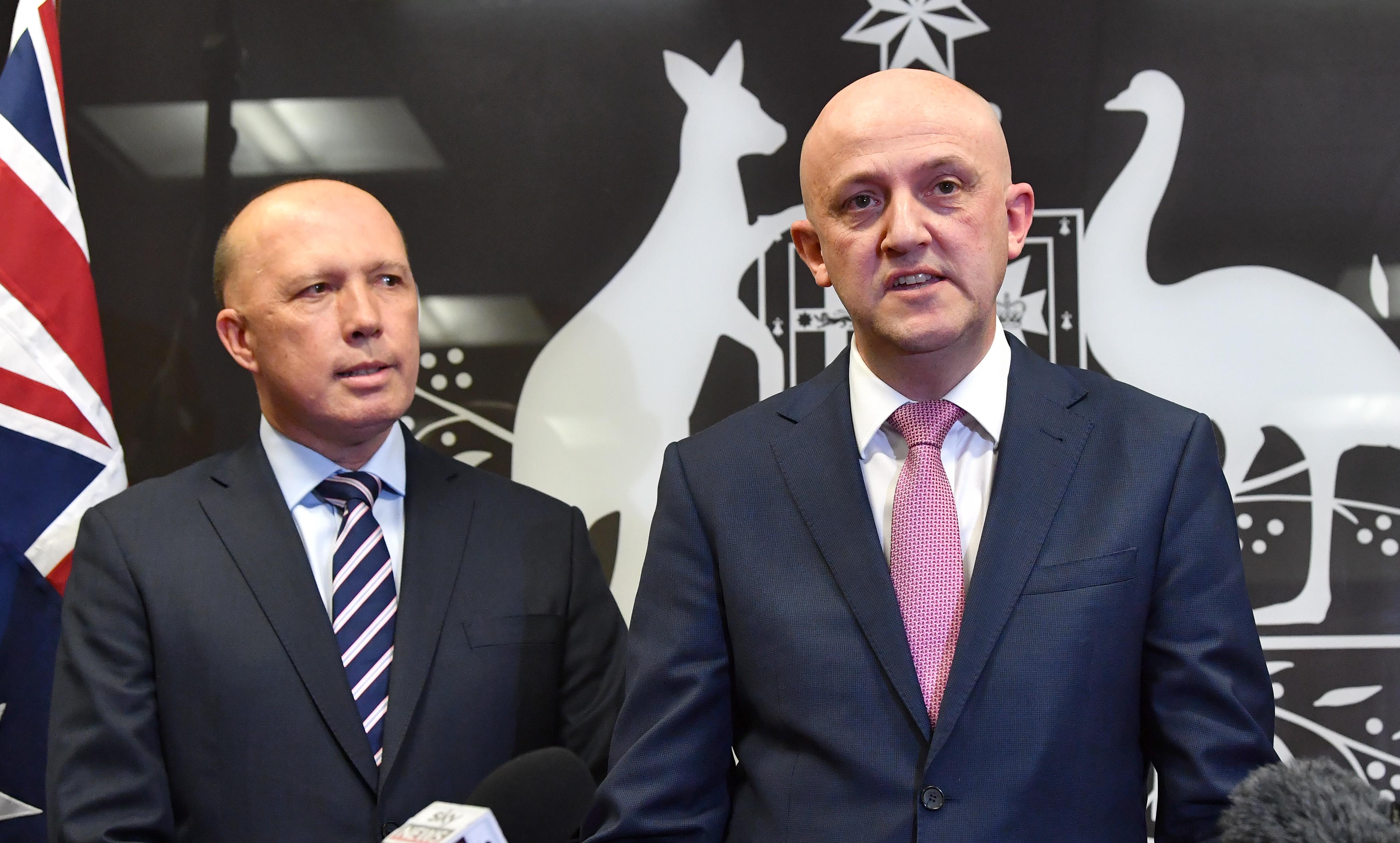 澳情報局將指導議員抵禦外國滲透 外長支持