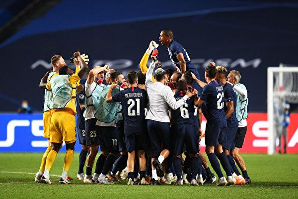 巴黎圣日耳曼同拜仁慕尼黑会师欧冠决赛