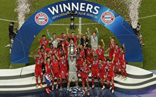 拜仁一球擊敗巴黎聖日耳曼 全勝登頂歐冠