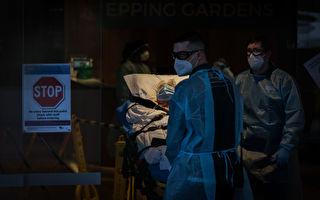 維州近八成醫護人員染疫發生在工作期間