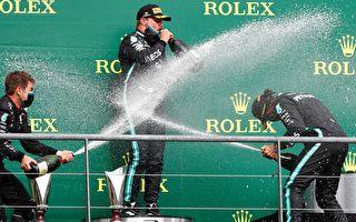 F1比利時站:梅奔雙雄攬前二 法拉利零分