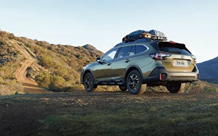 灣區Stevens Creek Subaru:Outback再次升級