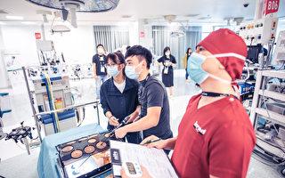 微创医学营 秀传医院让高中生临床医学领域初体验