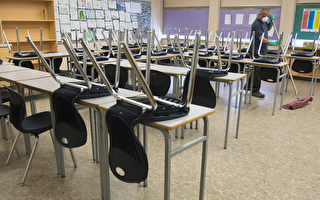 多伦多高中生在校及在线上课交替 暂无体育课