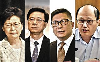 梳理香港银行制裁政策 11名官员恐无所遁形