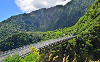 百年山月吊橋將開放  太魯閣雲端漫步體驗
