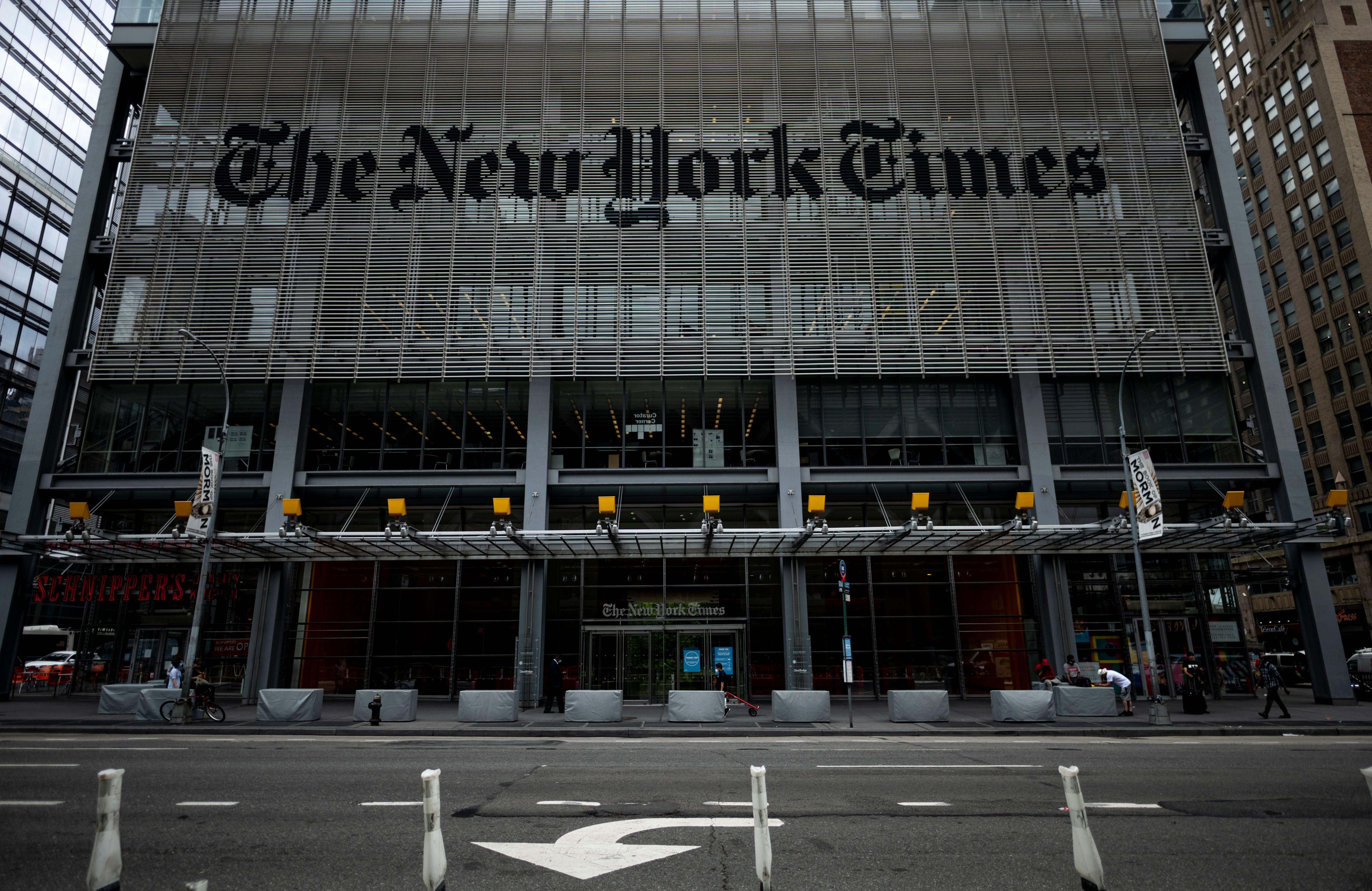 程曉農:《紐約時報》《華爾街日報》文章何其謬