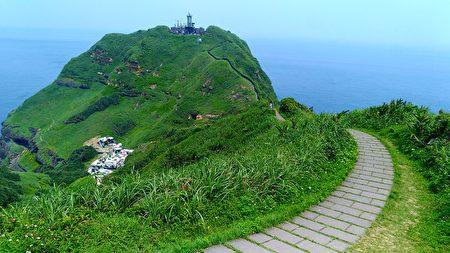 青春山海线:鼻头角步道。