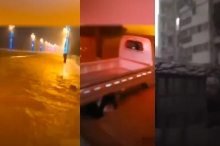 【影片】暴雨侵襲 四川山洪災害紅色預警
