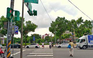 全國安全大執法 「路口慢看停 行人優先行」
