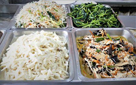 承傳著臺灣古早的美味食譜。